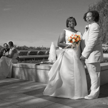A Wedding at the Kennedy Center