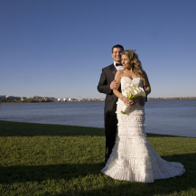 A Wedding on the Potomac