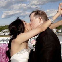 A Riverboat Wedding